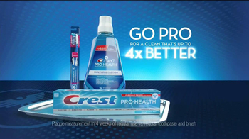 Crest Pro Health TV Spot, 'Check-up' - Thumbnail 4