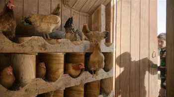 FedEx Ground TV Spot, 'Chickens' Featuring Denny Hamlin - Thumbnail 2