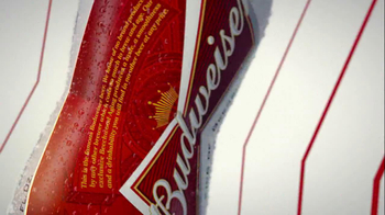 Budweiser TV Spot, 'Bowtie Can' - Thumbnail 6