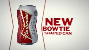 Budweiser TV Spot, 'Bowtie Can' - Thumbnail 7