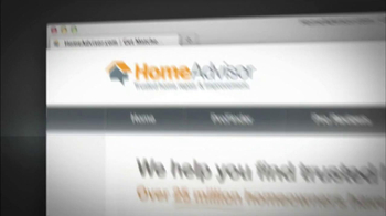 HomeAdvisor TV Spot, 'Introducing HomeAdvisor' - Thumbnail 3