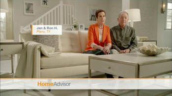 HomeAdvisor TV Spot, 'Introducing HomeAdvisor' - Thumbnail 4