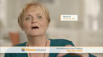 HomeAdvisor TV Spot, 'Introducing HomeAdvisor' - Thumbnail 5