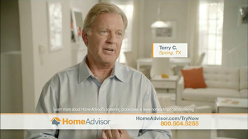 HomeAdvisor TV Spot, 'Introducing HomeAdvisor' - Thumbnail 6