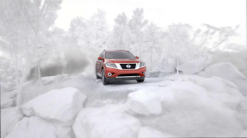 2013 Nissan Pathfinder TV Spot, 'Adventure Made Easy' - 443 commercial airings