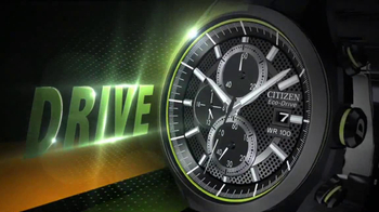 Citizen Eco-Drive Watch TV Spot, 'Drive' - Thumbnail 2