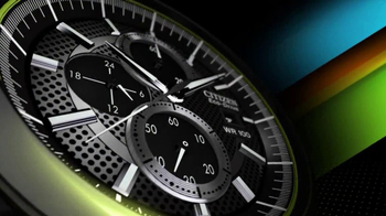 Citizen Eco-Drive Watch TV Spot, 'Drive' - Thumbnail 3
