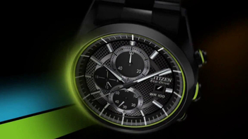 Citizen Eco-Drive Watch TV Spot, 'Drive' - Thumbnail 4