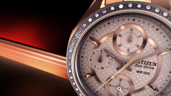Citizen Eco-Drive Watch TV Spot, 'Drive' - Thumbnail 7