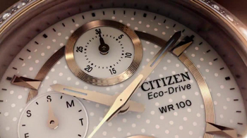 Citizen Eco-Drive Watch TV Spot, 'Drive' - Thumbnail 9