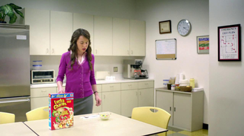 Lucky Charms TV Spot, 'Break Room'