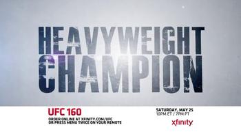 UFC 160 TV Spot, 'Cain Velasquez and Bigfoot Silva' - Thumbnail 3