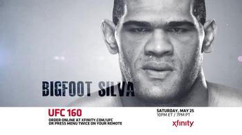 UFC 160 TV Spot, 'Cain Velasquez and Bigfoot Silva' - Thumbnail 6