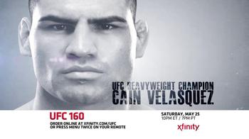 UFC 160 TV Spot, 'Cain Velasquez and Bigfoot Silva' - Thumbnail 7