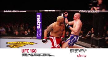 UFC 160 TV Spot, 'Cain Velasquez and Bigfoot Silva' - Thumbnail 8
