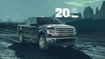 2013 Ford F-150 TV Spot, 'Torque' - Thumbnail 10