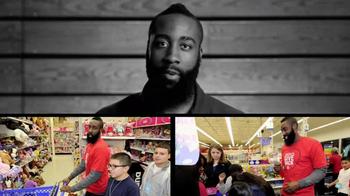 NBA Cares TV Spot, 'Community Service' Featuring James Harden - Thumbnail 3