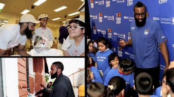 NBA Cares TV Spot, 'Community Service' Featuring James Harden - Thumbnail 5