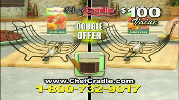 Chef Cradle TV Spot - Thumbnail 10