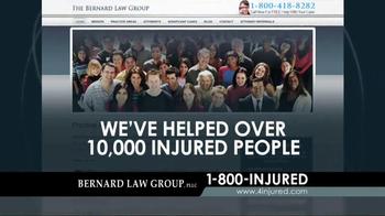 Bernard Law Group TV Spot, 'Google Search' - Thumbnail 4