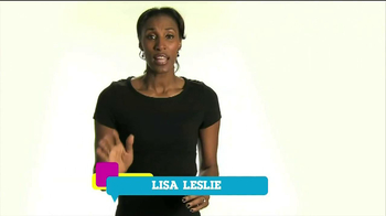 Cartoon Network TV Spot 'Stop Bullying' Featuring Lisa Leslie - Thumbnail 6