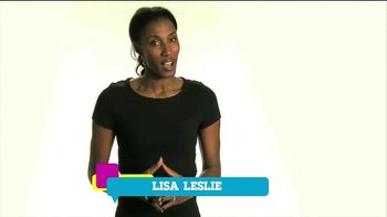 Cartoon Network TV Spot 'Stop Bullying' Featuring Lisa Leslie - 2 commercial airings