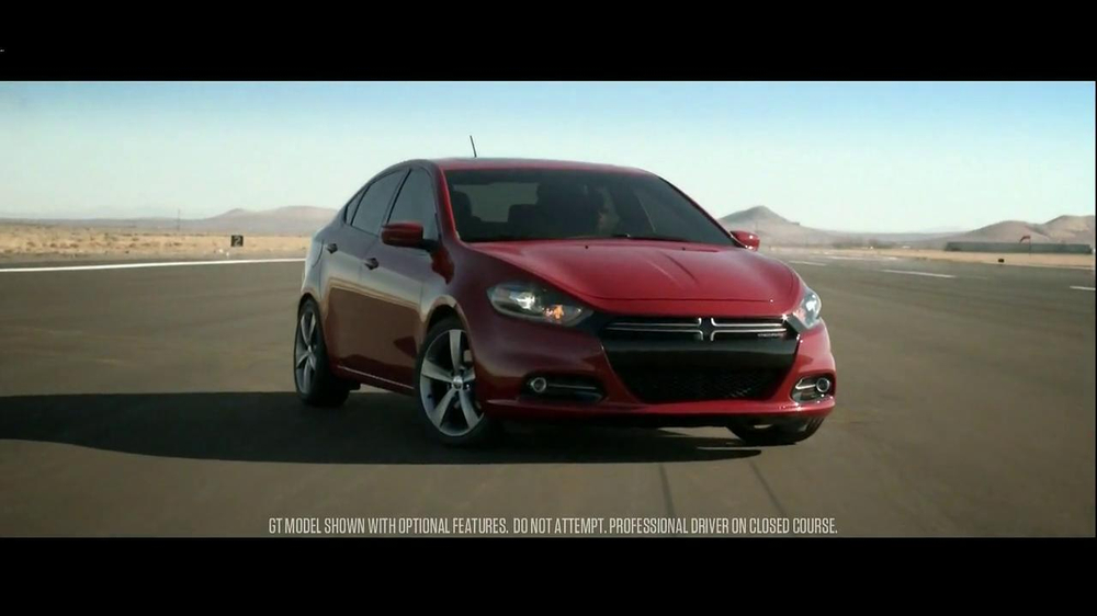 Dodge Dart TV Commercial, 'Fast and Furious'