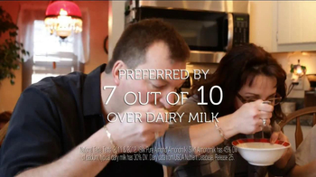 Silk Vanilla Almond Milk TV Spot, 'Preferred Over Dairy Milk' - Thumbnail 6