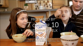 Silk Vanilla Almond Milk TV Spot, 'Preferred Over Dairy Milk' - Thumbnail 8
