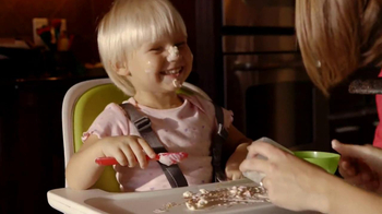 Huggies Triple Clean Wipes TV Spot, 'Triple Mess Family' - 568 commercial airings
