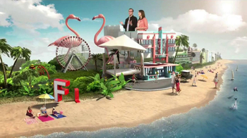 Hotwire Great Weekend Sale TV Spot, 'Florida and Seattle' - Thumbnail 2