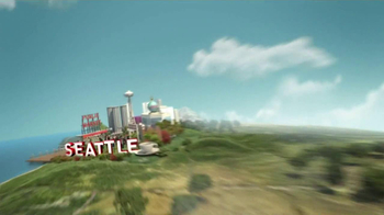Hotwire Great Weekend Sale TV Spot, 'Florida and Seattle' - Thumbnail 6