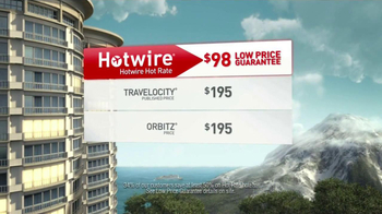 Hotwire Great Weekend Sale TV Spot, 'Florida and Seattle' - Thumbnail 8