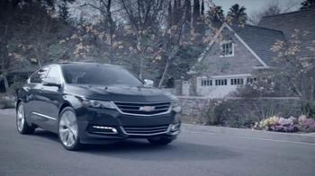 Chevrolet Impala TV Spot, 'Classic is Back' - Thumbnail 3
