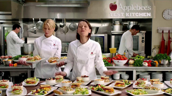 Applebee's Lunch Combos TV Spot, 'Here It Comes' - Thumbnail 2