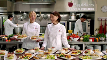 Applebee's Lunch Combos TV Spot, 'Here It Comes' - Thumbnail 4