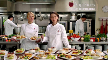 Applebee's Lunch Combos TV Spot, 'Here It Comes' - Thumbnail 5