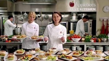 Applebee's Lunch Combos TV Spot, 'Here It Comes'