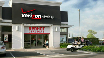 Verizon Red Hot Deal Days TV Spot, 'Golf Cart' Song by Matt and Kim