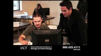 International Academy of Design and Technology TV Spot, 'Sneak Peek' - Thumbnail 2