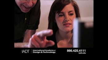 International Academy of Design and Technology TV Spot, 'Sneak Peek' - Thumbnail 3