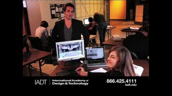 International Academy of Design and Technology TV Spot, 'Sneak Peek' - Thumbnail 5