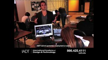 International Academy of Design and Technology TV Spot, 'Sneak Peek' - Thumbnail 6