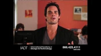 International Academy of Design and Technology TV Spot, 'Sneak Peek' - Thumbnail 8