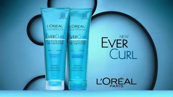 L'Oreal EverCurl TV Spot, 'Nourishing Formulas' - Thumbnail 5