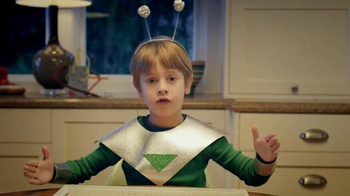 PediaSure Sidekicks TV Spot, 'Martian'