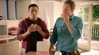 Dunkin' Donuts Turkey Sausage Breakfast Sandwich TV Spot, 'Try It'