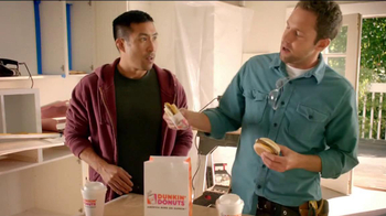 Dunkin' Donuts Turkey Sausage Breakfast Sandwich TV Spot, 'Try It' - Thumbnail 1
