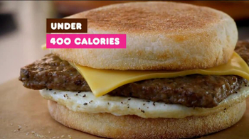 Dunkin' Donuts Turkey Sausage Breakfast Sandwich TV Spot, 'Try It' - Thumbnail 10