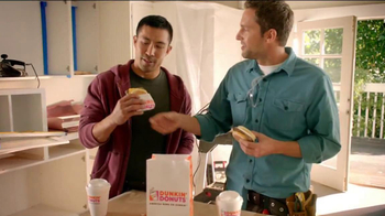 Dunkin' Donuts Turkey Sausage Breakfast Sandwich TV Spot, 'Try It' - Thumbnail 2